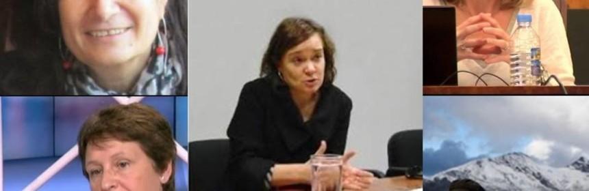 Gemma Cànoves (inferior derecha) es la Investigadora Principal del Grupo Tudistar – fuente: IG del Departament de Geografia de la UAB